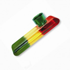 Трубка Mini Rasta Pipe v.3