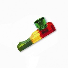 Трубка Display Mini Rasta Pipe