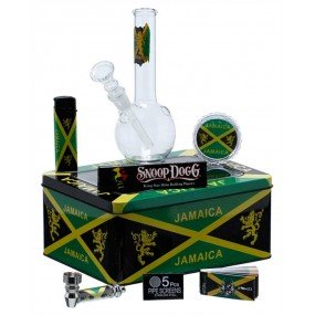 Набор  Jamaica Bongo Snoop Dog Giftset