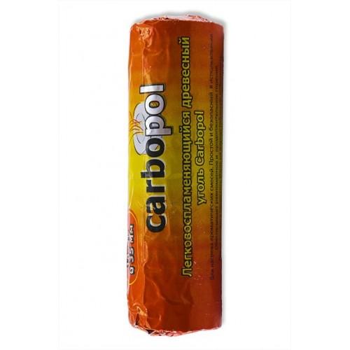 Carbopol 1 туба (10 таблеток 40 мм) - Уголь