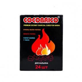 Уголь для кальяна Cocobrico 250 гр.