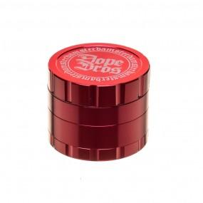 Гриндер Amsterdam Dope Bros Red 4 parts 50 мм