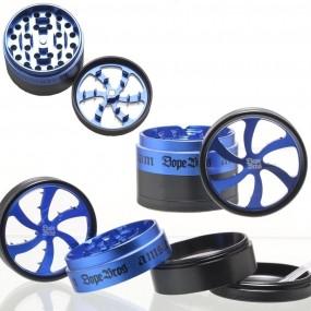 Гриндер Dope Bros Lighting Blue 4 parts 63 мм