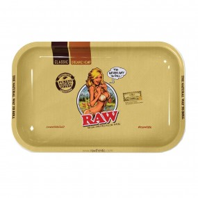 Поднос RAW Girl 34 x 27.5 см