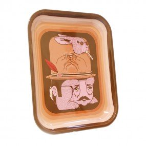Поднос RAW – Jeremy Fish Large Metal Rolling Tray