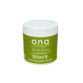 Нейтрализатор запаха ONA Fresh Linen 170g