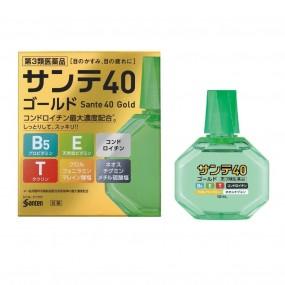 Японские капли Sante 40 Gold