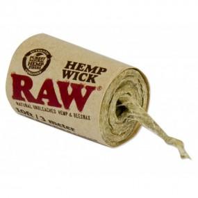 Фитиль RAW Hemp Wick 300 см